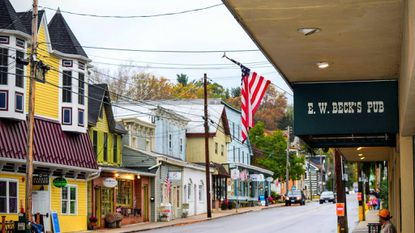 Main Street Sykesville is depicted. The town will host the Cocoa Crawl from 11 a.m. to 4 p.m. Saturday, Feb. 10.