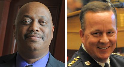 Along with Davis, Baltimore fire chief receives new contract, severance clause