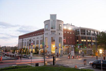The University of Maryland, Baltimore