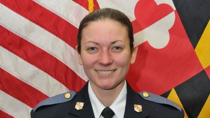Baltimore County Police Officer Amy Caprio was killed in the line of duty in May.