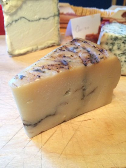 Eating Cheese With a Fork: We can't resist a good pecorino, even if it has demon dicks, er, truffles