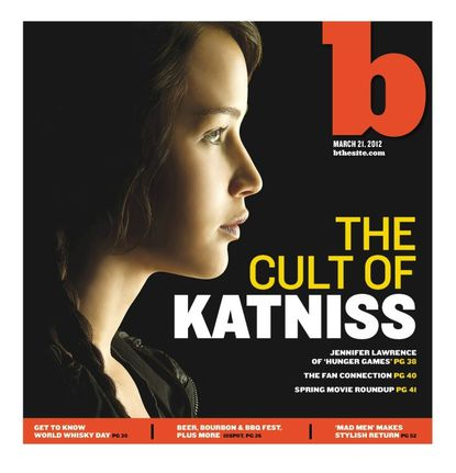 March 21: The Cult of Katniss