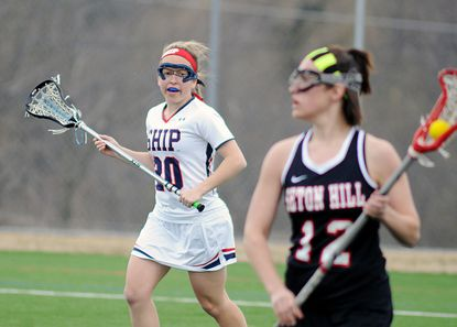 Women's Lacrosse: Former Century standout closes out impressive college career