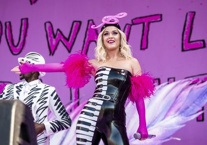 Jury to find what Katy Perry owes for hit they say she stole