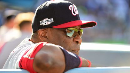 Dusty Baker was fired on Friday by the Washington Nationals after back-to-back NL East titles.