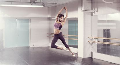 Misty Copeland appears in Under Armour's women's campaign.