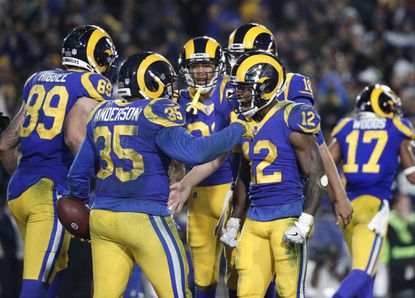 Rams' glory days, and a city's Super Bowl dreams, return in win over Dallas Cowboys