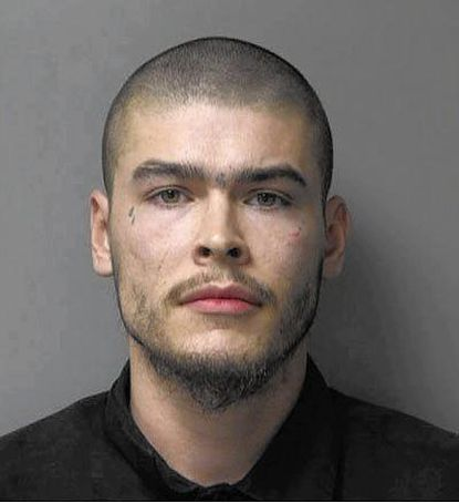 Howard County Police are searching for a prisoner who escaped from Clifton T. Perkins Hospital Center in the 8400 block of Dorsey Run Road in Jessup. David M. Watson, 28, was being transported to the hospital by  Wicomico County Detention Center guards.