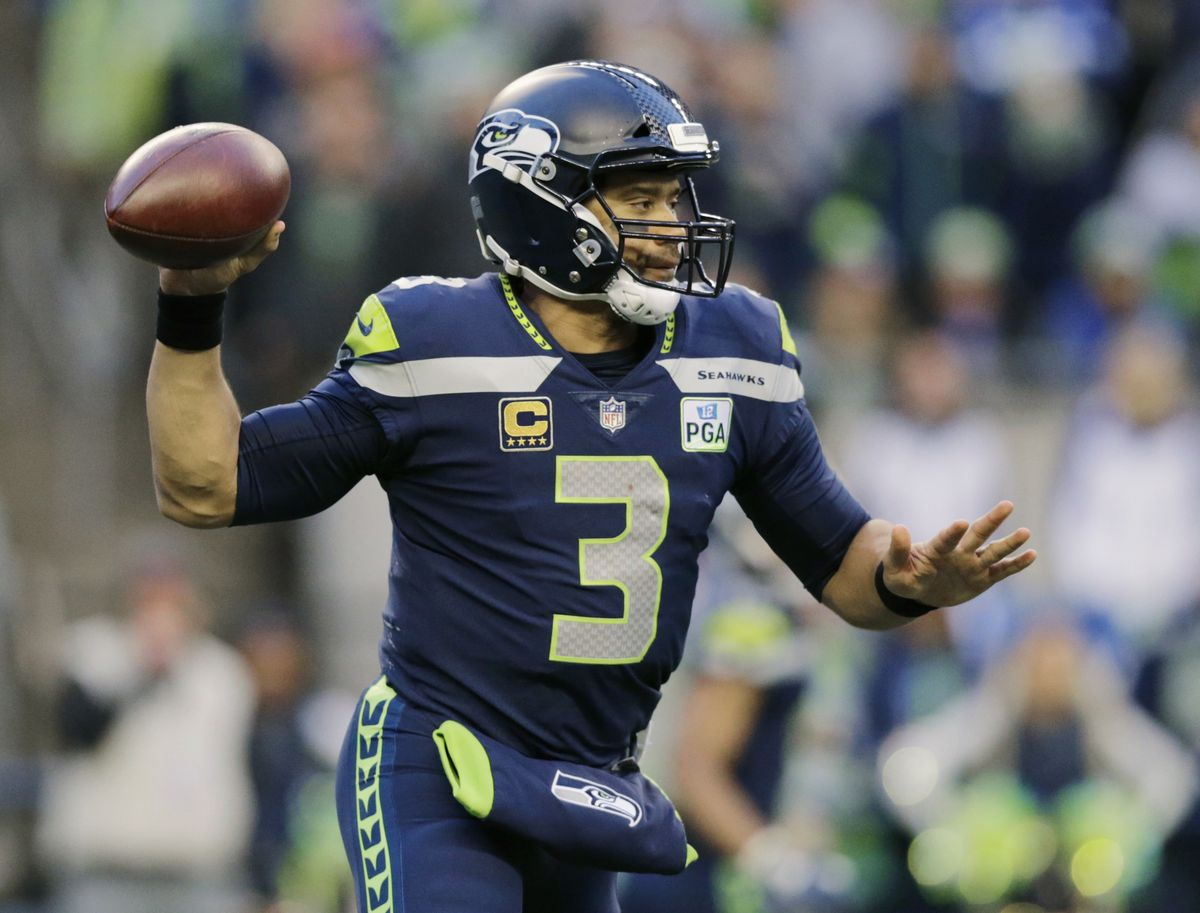 'It's sort of like playing against Steph Curry': Ravens aiming to disrupt Seahawks QB Russell Wilson, league's