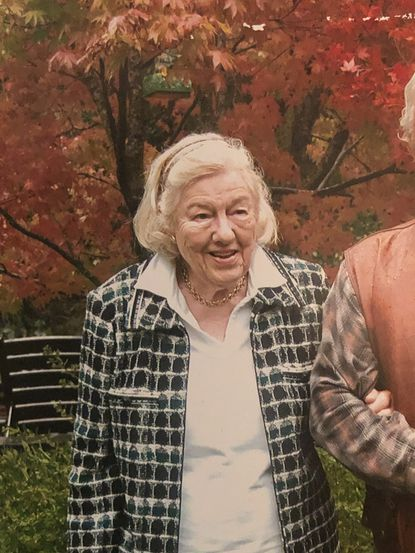 Pauline Vollmer donated $1 million to the Cylburn Arboretum.