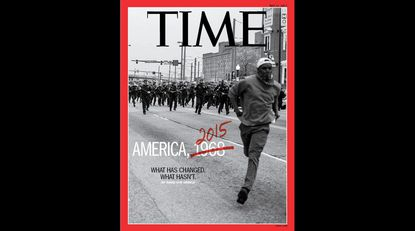 West Baltimore photographer lands cover of Time