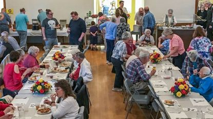 The monthly spaghetti dinners at St. Paul's United Church of Christ in Westminster have become increasingly popular. The next one is set for Thursday, Jan. 17.
