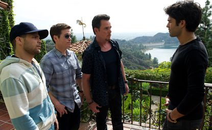 Can 'Entourage' make a successful leap to the big screen?