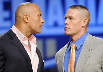 Chair Shots: Do John Cena and The Rock really hate each other?