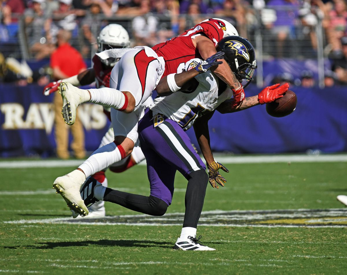 Ravens coach John Harbaugh, NFL comment on late pass interference non-call that was reviewed after challenge
