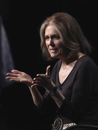 Steinem, Plouffe among speakers for Hopkins Foreign Affairs Symposium