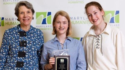 Students at Immaculate Conception in Towson honored with history awards