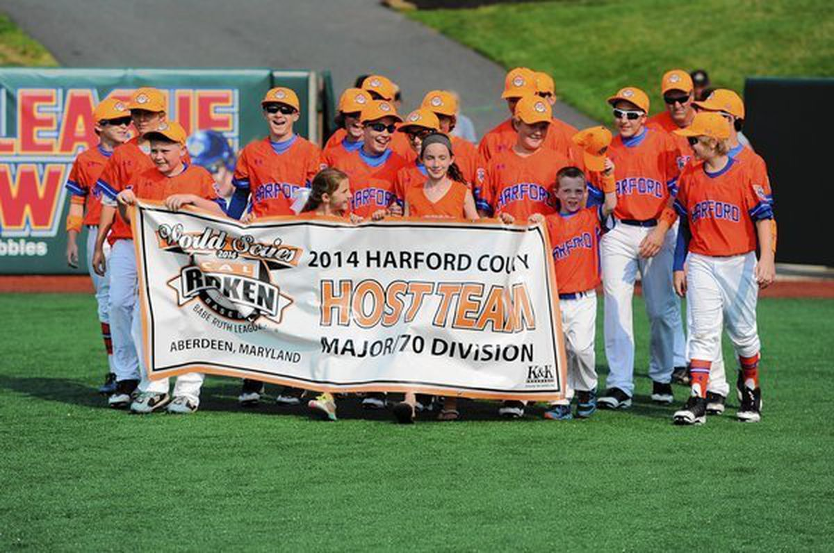 Ripken Series opens with Guinness Record and a win by