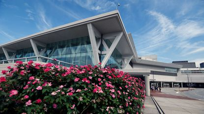 City officials' hope for overhauling the Baltimore Convention Center moved forward with passage of a state bill to pay for planning and design on the project.
