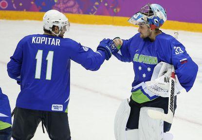 Anze Kopitar, Slovenia can feel proud despite Olympic hockey loss