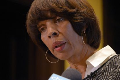Mayor Catherine Pugh complained last week that the media -- and The Sun in particular -- is too negative about Baltimore and doesn't report enough good news.