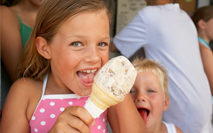 National Ice Cream Day is Sunday, July 17.