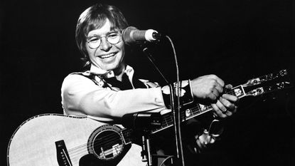"John Denver, shown here in a 1979 photo, was actually singing about Maryland's Montgomery County in his 1971 hit ""Take Me Home, Country Roads."""