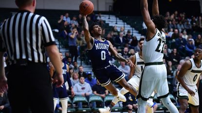 Men's Basketball: Mount St. Mary's freshman Vado Morse nets pair of NEC weekly honors