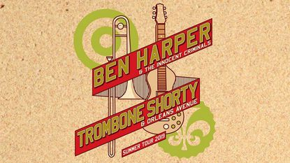 Enter for a chance to win tickets for two to Ben Harper and Trombone Shorty at MECU Pavilion August 20th at 7pm