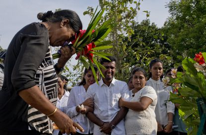 Islamic State bombings in Sri Lanka were retaliation for New Zealand mosque massacres, top official says