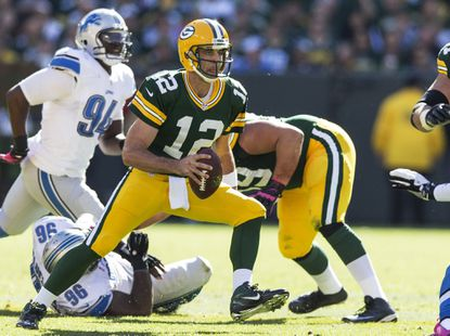 Looking back at the Packers' win over the Detroit Lions