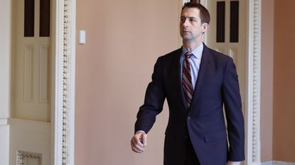 Analysis: Tom Cotton's fact-free theory on the leaks of Dr. Christine Blasey Ford's letter