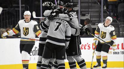Kings have first three-game run with win over Golden Knights