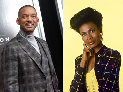 Will Smith called Janet Hubert brilliant in a new interview.