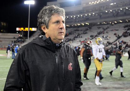Seeing Mike Leach's latest controversy, maybe he wasn't right choice for Terps