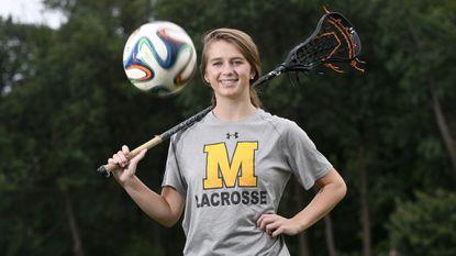 2018-19 High School Female Athlete of the Year: McDonogh three-sport star Julia Dorsey