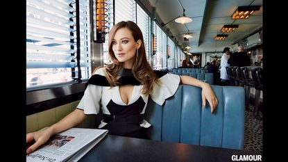 Olivia Wilde makes breastfeeding look easy -- and oh so gorgeous