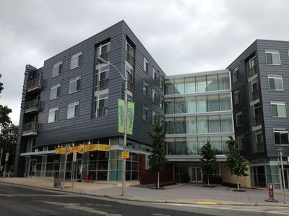 The owners of Dooby's and Sugarvale are planning to open a pizza shop in the Fitzgerald apartment building, where Two Boots Pizza previously operated.