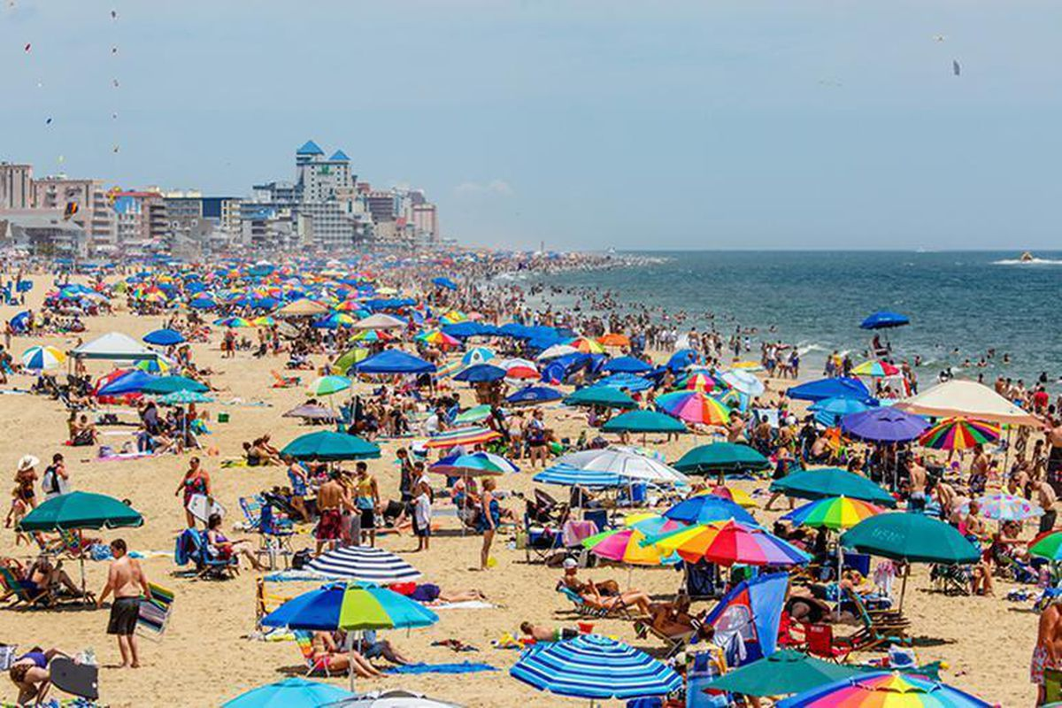 Ocean City named one of the top 10 U.S. beaches by