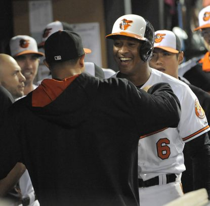 Orioles' Jonathan Schoop continues to produce against the Yankees