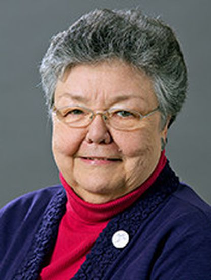 Sister Mary Aquin O'Neill died of lymphoma Dec. 14 at Mercy Medical Center. She was 75.