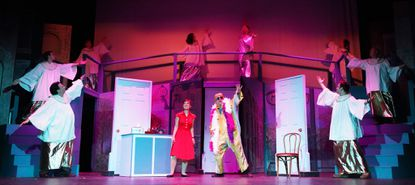 'Amélie: A New Musical' shines at Bowie Playhouse