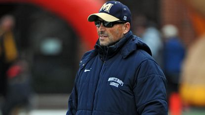 The Mount St. Mary's men's lacrosse team has played the first two games of the season without starting defenseman Daniel Barber (fractured foot) and with some uneven play in the cage.