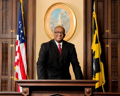 """City Council President Bernard C. """"Jack"""" Young, pictured, is opposed to a $15 minimum wage."""