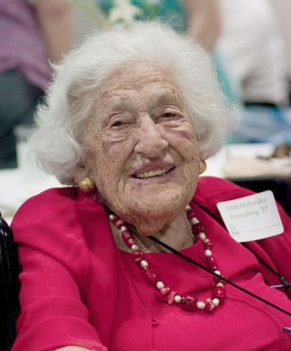 Edith H. Furstenberg of Guilford was a retired Children's Guild social worker.