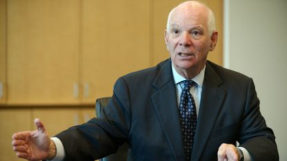 Maryland Sen. Ben Cardin is calling on the Trump administration to vastly expand the U.S. response to Russian interference in elections.