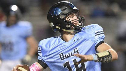 Football: Christian Etchison returns for Westminster, Owls clinch 3A West playoff berth