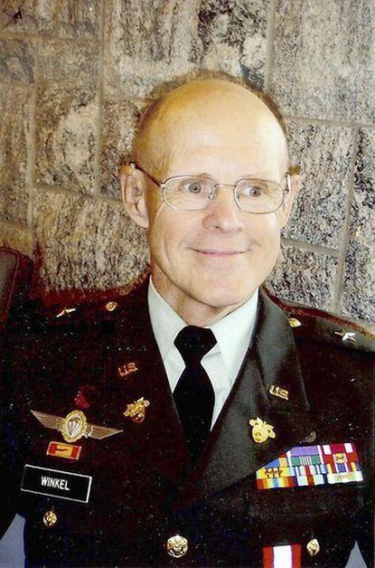 Brig. General Raymond J. Winkel Jr.