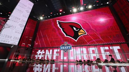 The Arizona Cardinals will be on the clock first when the NFL draft begins Thursday night in Nashville.