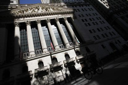 Global stock markets, including the New York Stock Exchange, have been in turmoil ahead of this week's announcment from the Federal Reserve on whether it will raise interest rates.